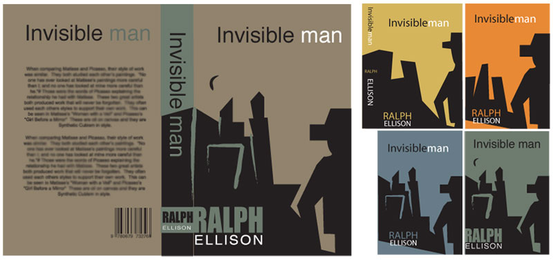 ralph ellison essays online Ralph ellison's record collection ralph ellison in the title essay of his collection.
